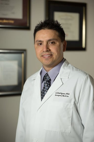 Meet the Team: Dr. Rodriguez